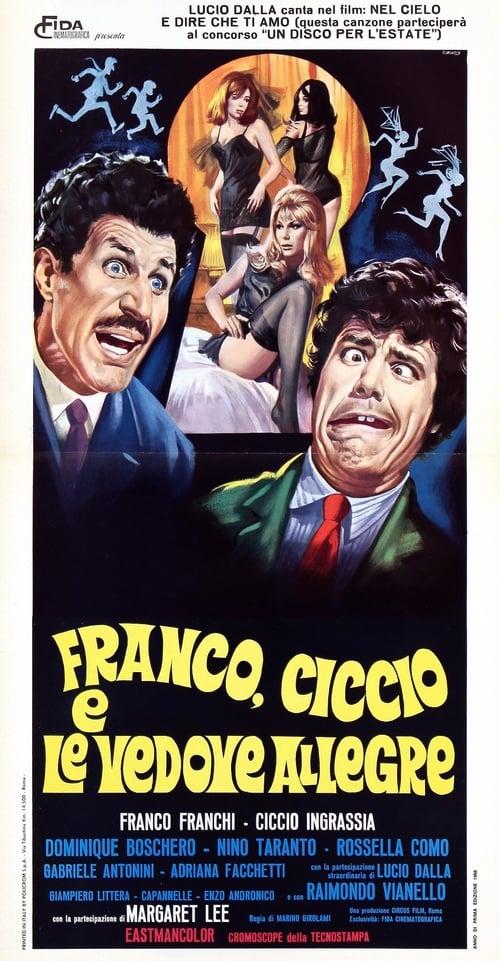 Franco, Ciccio and the Cheerful Widows