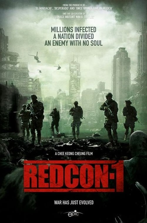 Watch Redcon-1 (2018) HD Movie Streaming