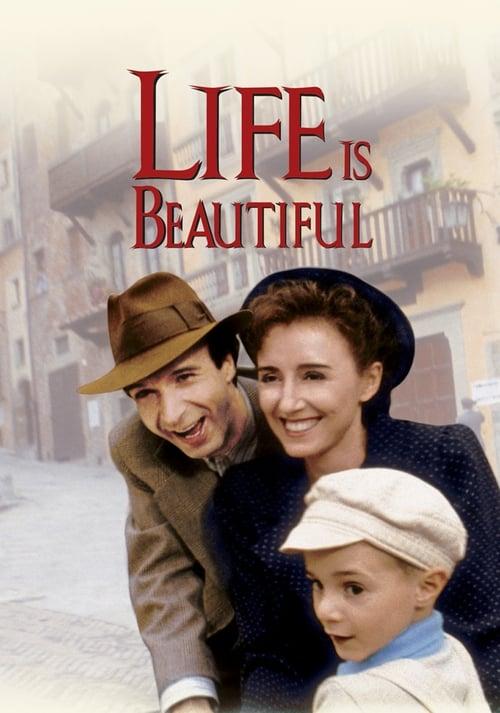 La vita è bella poster