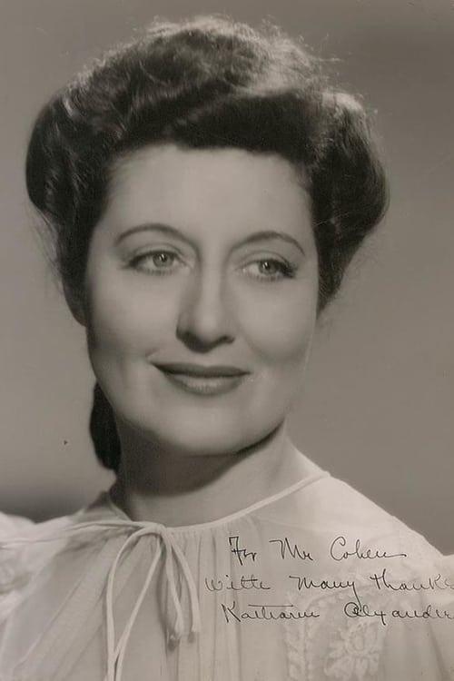 Katharine Alexander