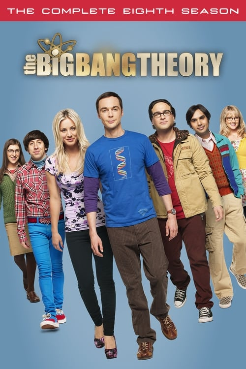 Watch The Big Bang Theory Season 8 in English Online Free