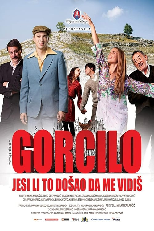 Gorcilo - Did You Come to See Me?