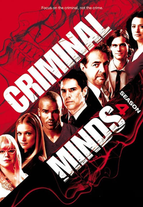 Watch Criminal Minds Season 4 in English Online Free