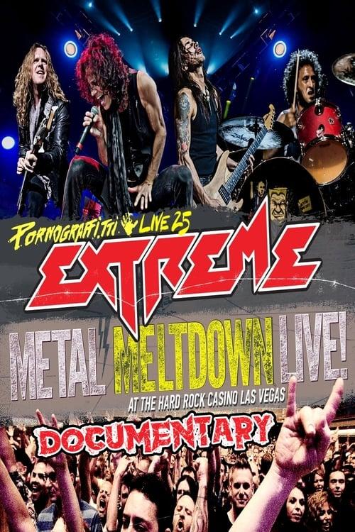 Extreme: Pornograffitti Live 25 Documentary