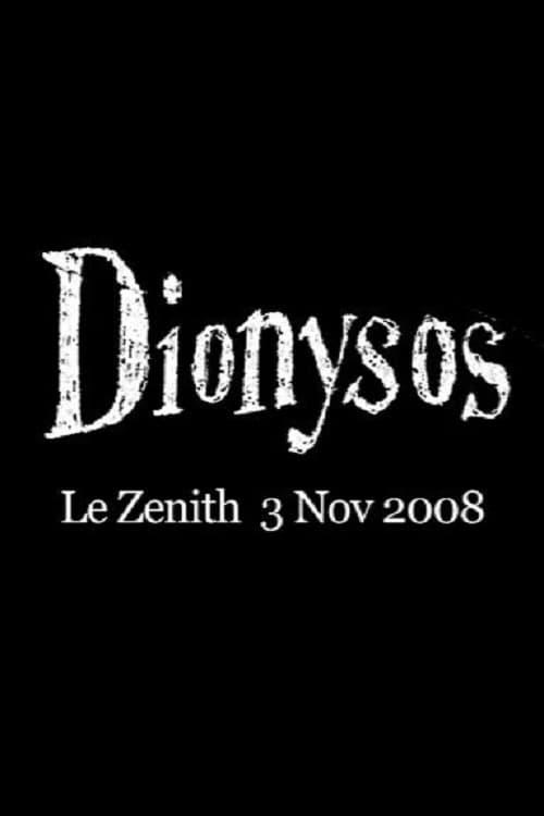 Dionysos - Le Zénih
