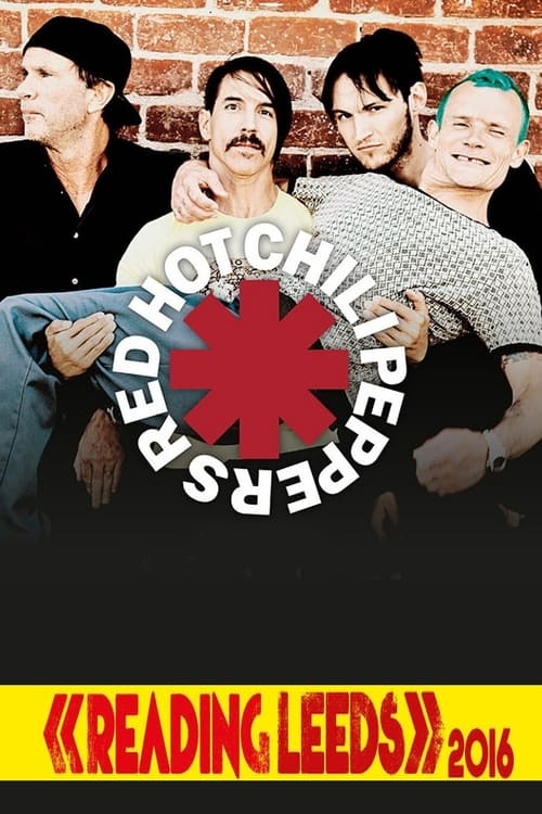 Red Hot Chili Peppers - Live Reading Festival 2016