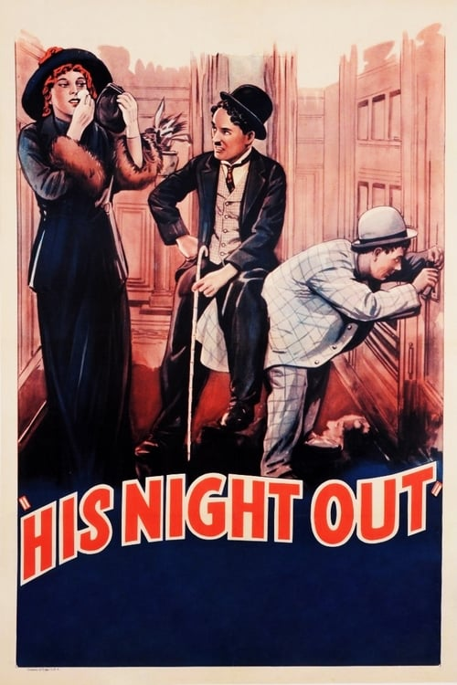 Largescale poster for A Night Out