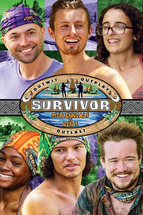 Survivor - Millennials vs. Gen X