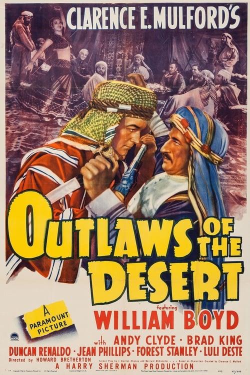 Outlaws of the Desert