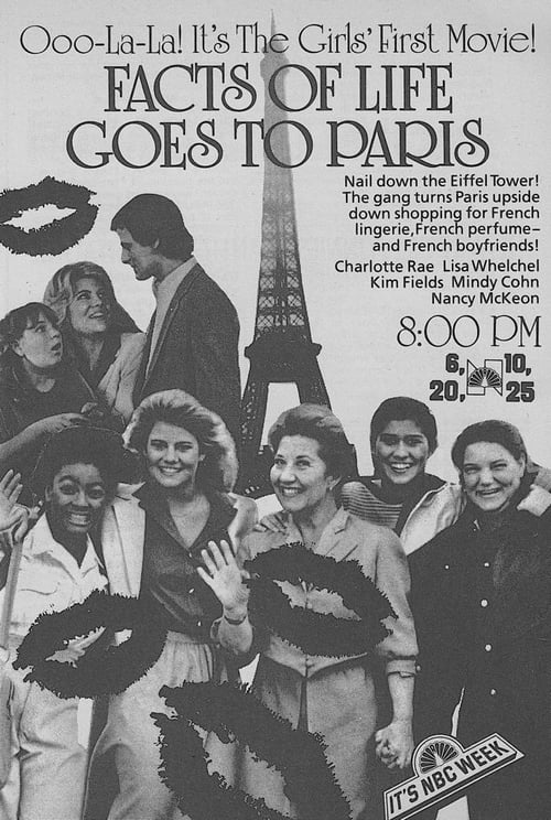 The Facts of Life Goes to Paris