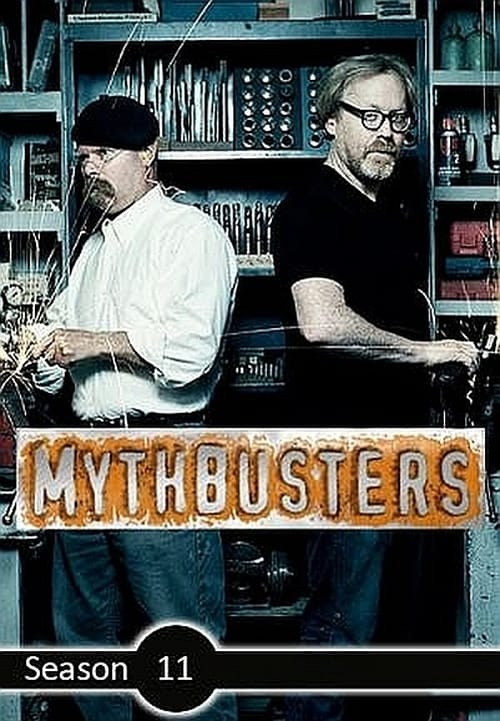 Watch MythBusters Season 11 in English Online Free
