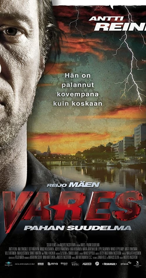 Vares - The Kiss of Evil