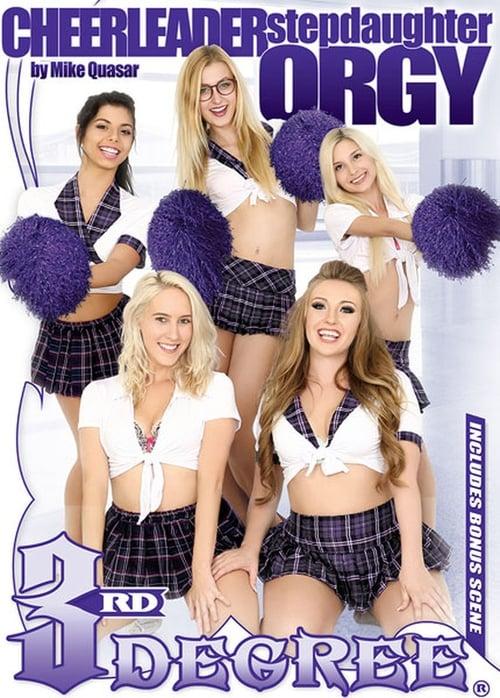 Cheerleader Stepdaughter Orgy