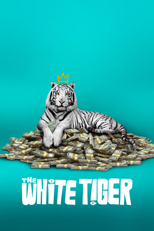 Image The White Tiger