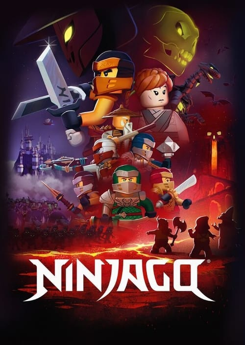 Ninjago: Master of the Mountain