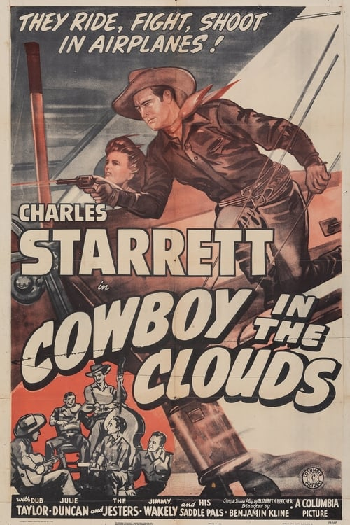 Cowboy in the Clouds