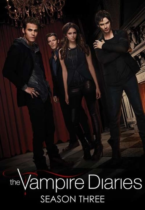 Watch The Vampire Diaries Season 3 in English Online Free