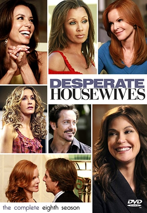 Watch Desperate Housewives Season 8 in English Online Free