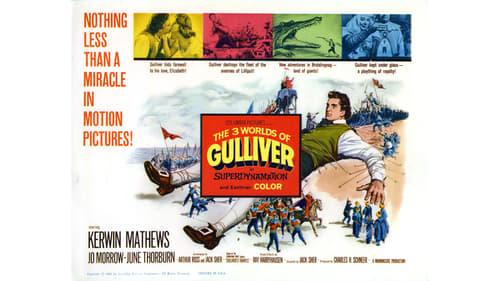 Watch The 3 Worlds of Gulliver (1960) in English Online Free | 720p BrRip x264