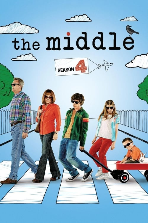 Watch The Middle Season 4 in English Online Free