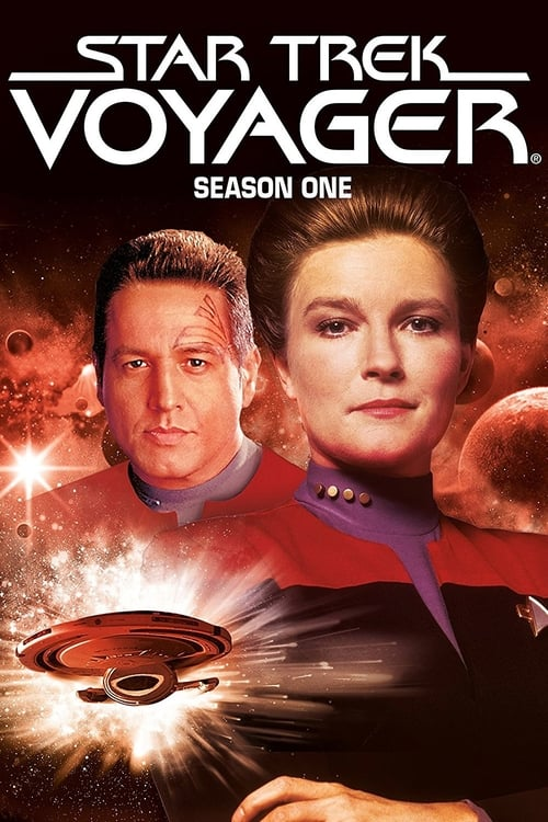 Watch Star Trek: Voyager Season 1 in English Online Free