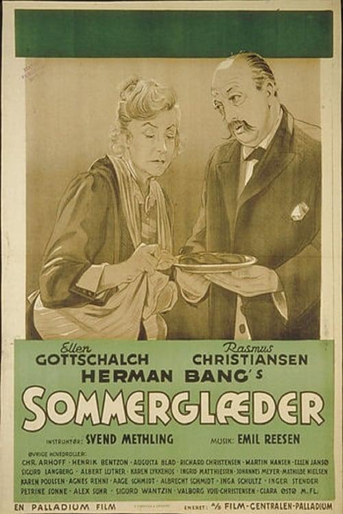 Largescale poster for Sommerglæder