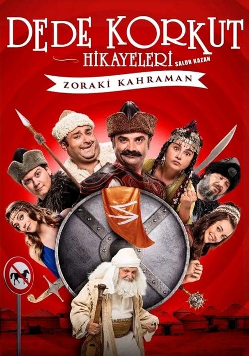 Salur Kazan: Zoraki Kahraman