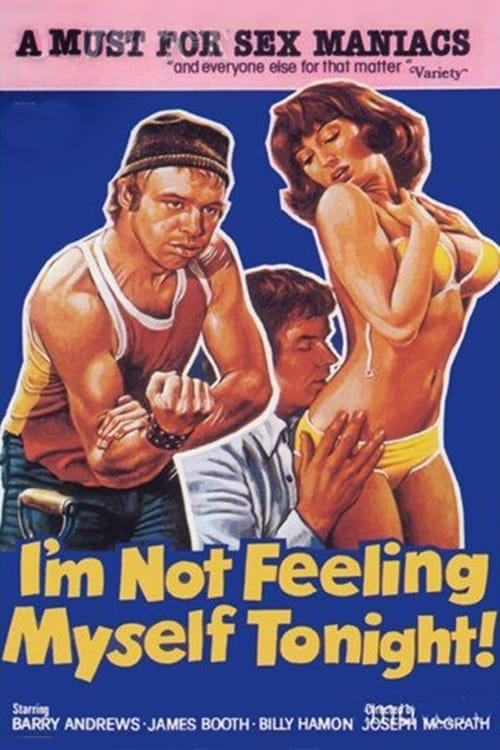 I'm Not Feeling Myself Tonight