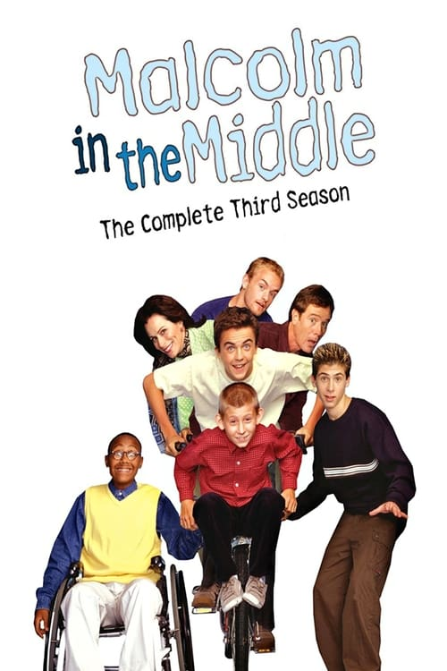 Watch Malcolm in the Middle Season 3 in English Online Free