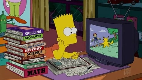Watch The Simpsons S21E14 in English Online Free | HD