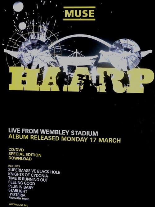 Muse - Live From Wembley Stadium 2007