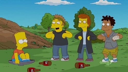 Watch The Simpsons S22E10 in English Online Free | HD