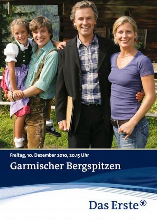 Garmischer Bergspitzen
