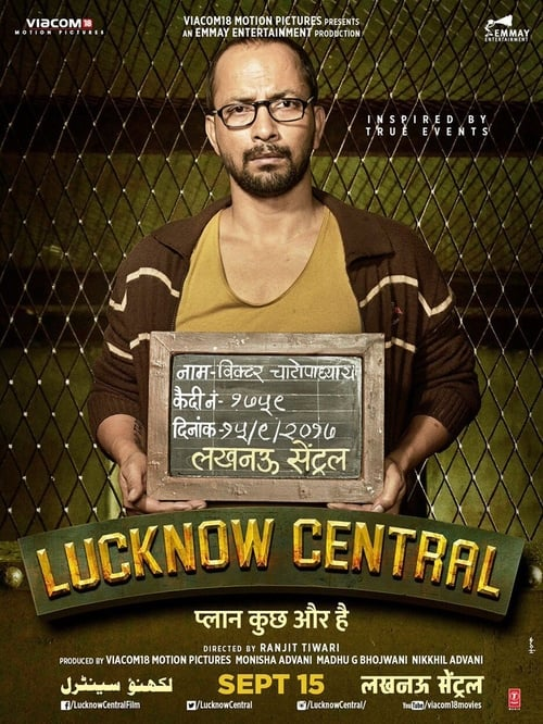 Lucknow Central poster