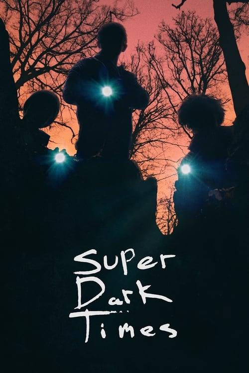 Box art for Super Dark Times