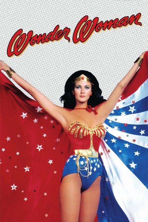 Watch Wonder Woman (1975) in English Online Free | 720p BrRip x264