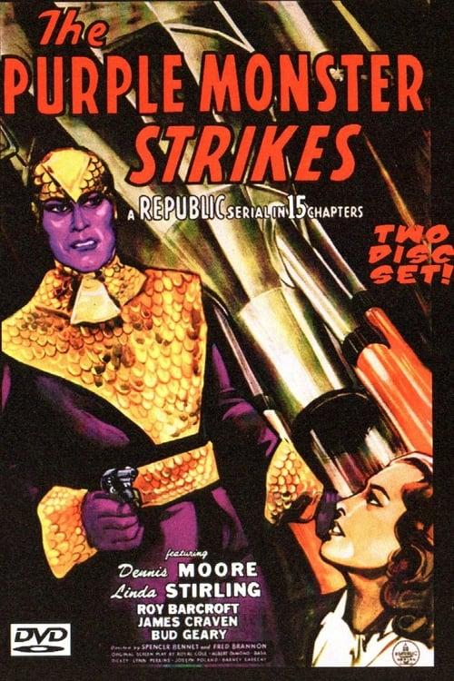 The Purple Monster Strikes