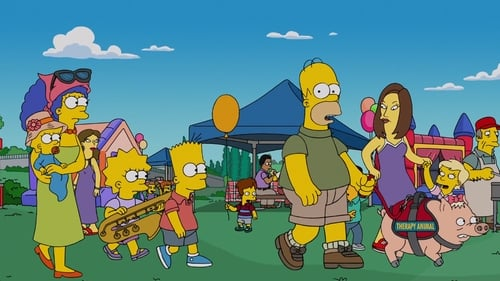 Watch The Simpsons S28E11 in English Online Free | HD