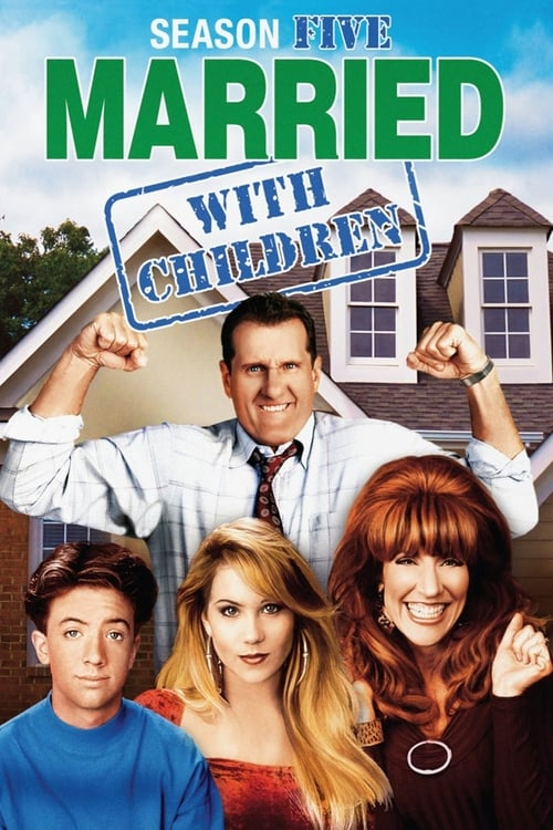 Watch Married... with Children Season 5 in English Online Free