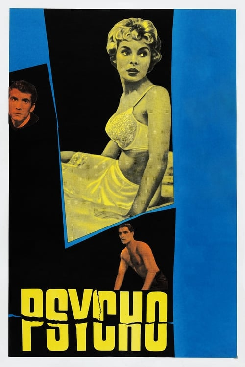 Watch Psycho (1960) HD Movie Streaming