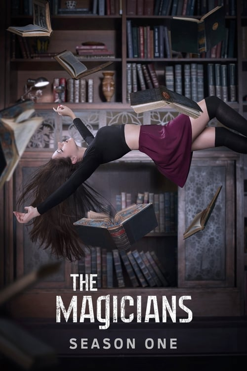 Watch The Magicians Season 1 in English Online Free