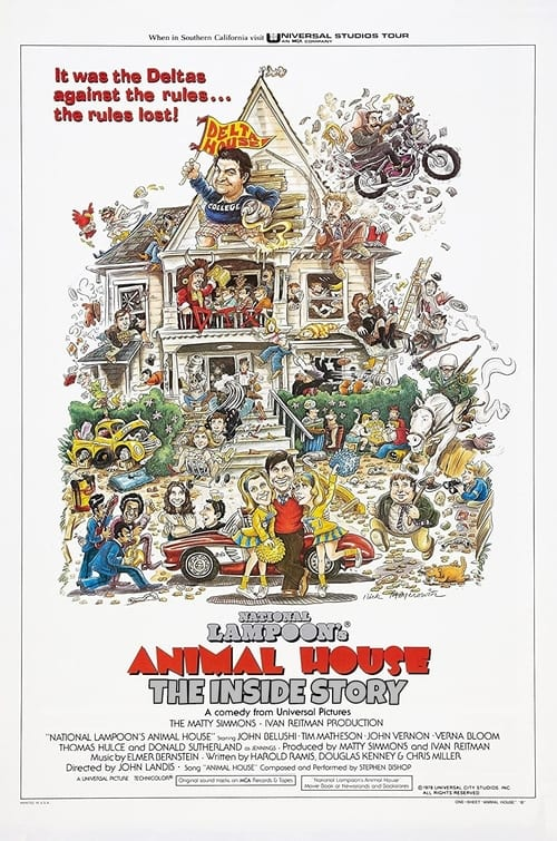 Animal House: The Inside Story