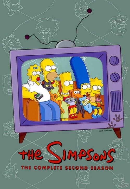 Regarder Les Simpson Saison 2 dans Français En ligne gratuit