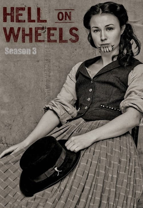 Watch Hell on Wheels Season 3 in English Online Free
