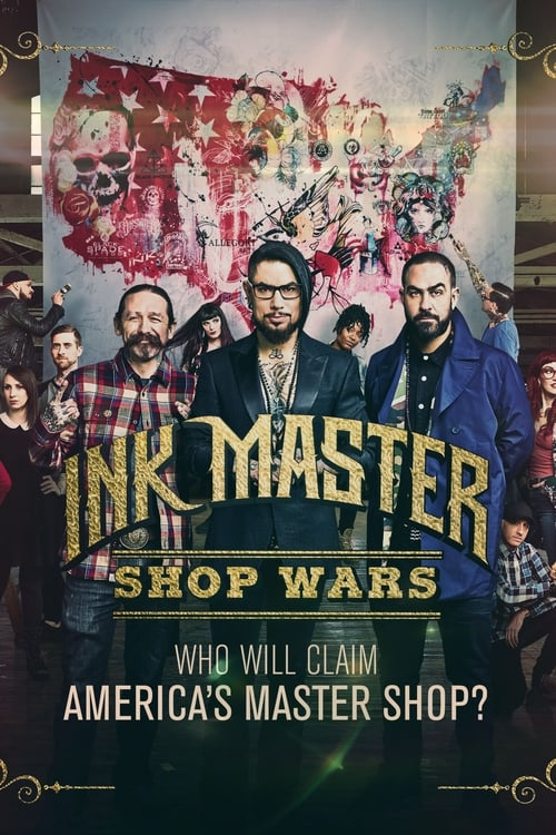 Ink Master - Shop Wars