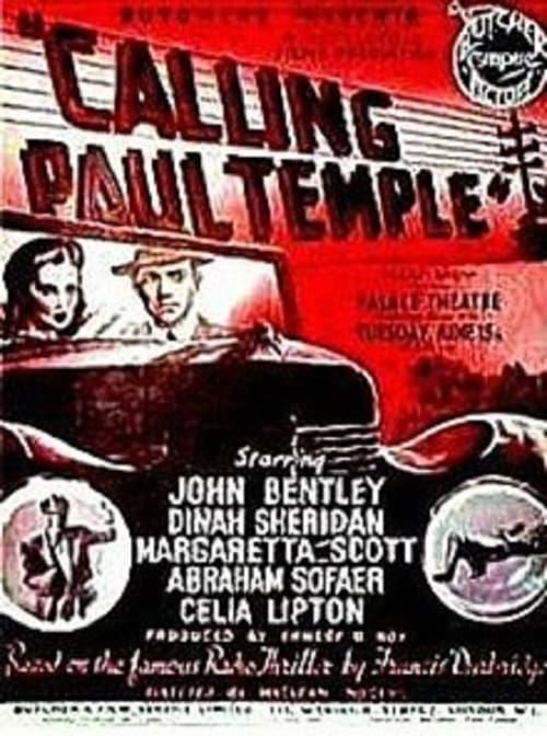 Calling Paul Temple