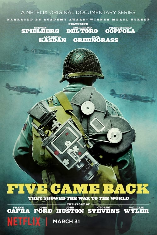 Watch Five Came Back (2017) in English Online Free | 720p BrRip x264