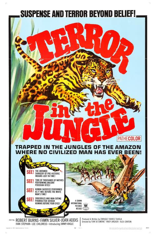 Terror in the Jungle