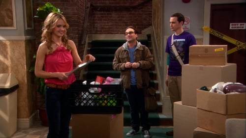 Watch The Big Bang Theory S2E19 in English Online Free | HD