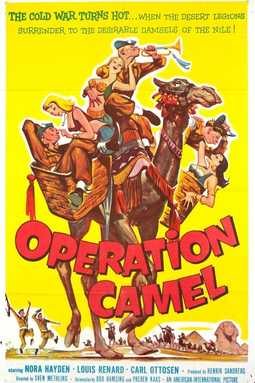 Friends at Arms: Operation Camel